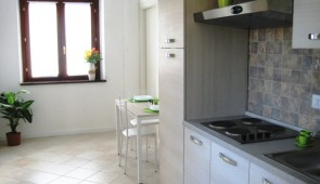 Kitchen in Camelia Appartment