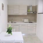 Kitchen in Glicine Appartment